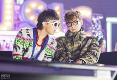 JusT me (koreanghetto:   151107 GTOP at MelOn Music Awards...)