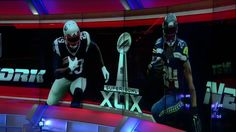Who's gonna win: Marshawn Lynch or LeGarrette Blount  Marc Sessler Around the NFL Writer  Tale of the Tape: Lynch vs. Blount Around The NFL will look at one compelling matchup or comparison each day leading up to Super Bowl XLIX. Today: Marshawn Lynch vs. LeGarrette Blount.  Seattle's Marshawn Lynch and New England's LeGarrette Blount each played pivotal roles to help tug their teams into the promised land.  With both runners set to star in Super Bowl XLIX, let's take a closer look at these…
