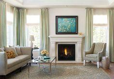 Huntington Trails Living Room