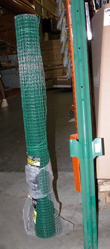 Unchain Your Dog.org   Buid Mesh, Chicken Wire Fence for Dogs with Wood and Metal Posts