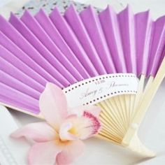 Keep your guests cool at your wedding or bridal shower with our bright Colored Paper Fans. Not only do these colorful wedding favors possess a timeless elegance, they capture the cool breezy attitude of summer for any celebration at any time of the year. Colourful Wedding Favours, Outdoor Wedding Favors, Summer Wedding Favors, Unique Wedding Favors, Wedding Ideas, Wedding Stuff, Wedding Inspiration, Summer Weddings, Wedding Planning