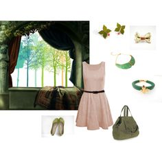 """Smells like Spring"" by efzin on Polyvore"