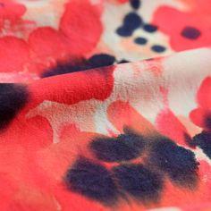 Garden Dot Tee Coral by Rachel Rose