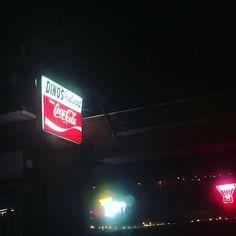 #covernashville #dinos #dinosrestaurant #dinosbar #divebar #bar #eastnashville #nashville #coke #cocacola #signs #signsofnashville