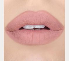 love this nude lip! ~ we ❤ this! moncheribridals.com