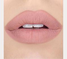 love this nude lip! ~ we ❤ this! moncheribridals.com