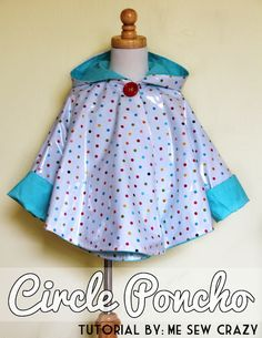 How to Sew a Raincoat