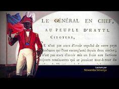 La Déclaration d'Indépendance d'Haïti (1804) - YouTube