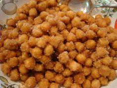 Averie Cooks » Carmelized Cinnamon Sugar Roasted Chickpea Peanuts