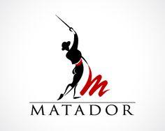 """""""MATADOR""""  Logo design © Vector Frenzy 2012  #Logo #Design #Matador  Available for sale:http://brandcrowd.com/logo-design/details/98180"""