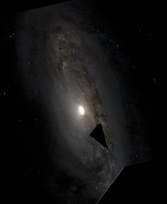 """""""Messier 90 (also known as M90 and NGC 4569) is a spiral galaxy about 60 million light-years away[a] in the constellation Virgo."""""""