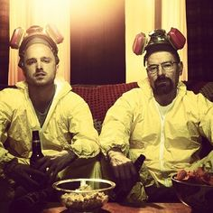How to drink your way through binge-watching five seasons of Breaking Bad