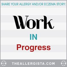 Work In Progress — The Allergista