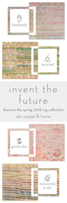 Discover hand-knotted, artisan made rugs from around the world.