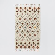 Riad Wool Rug | west elm