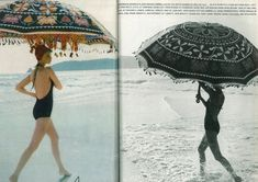 Norman Parkinson for UK Vogue January 1973