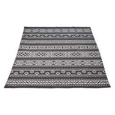 Aztec Cotton Woven Reversible Rug Multicoloured 130 x 180 cm Van Storage, Walk In Robe, Quilt Cover Sets, Floor Rugs, Wool Rug, Aztec, Beach Mat, Kids Room, Outdoor Blanket