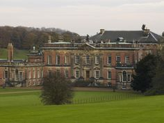 """mea-gloria-fides: """" Wentworth Woodhouse: the Back front """""""