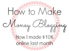 This How To Make Money Blogging post will be all about various ways that you can make money blogging, however, in the future look out for whether you should even be blogging for money, being realistic about it, and also all of the time and effort that goes into it.