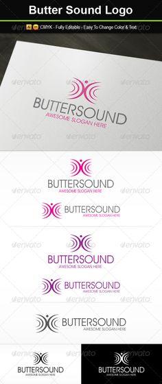 Butter Sound Logo ~ 29$