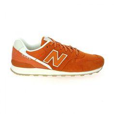NEW BALANCE Wr996 vintage-orange, Chaussure Femme chez Bessec Chaussures 66da42dc1b51