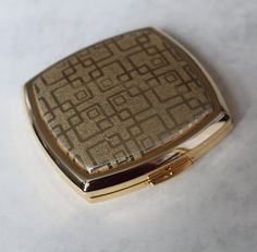 By Stratton of England. Glamorous Gift for Her. Compact Mirror, Blondes, Gifts For Her, Powder, Essentials, England, Trending Outfits, Unique Jewelry, Handmade Gifts