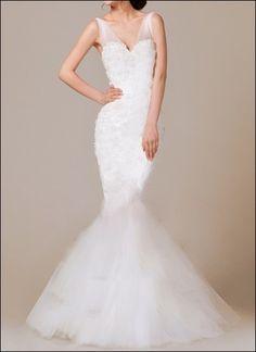 Ein Kleid im figurbetonten Sanduhr-Schnitt für alle, die es besonders ...