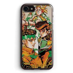 Jojo's Bizarre Adventure Apple iPhone 7 Case Cover ISVD483