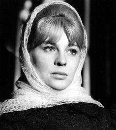 Julie Christie as Lara in Doctor Zhivago (1965).
