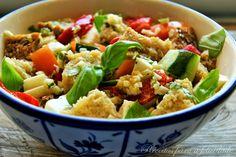 "Salada ""Panzanella"" | SAPO Lifestyle"