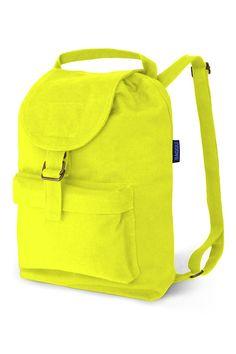 Baggu Neon Backpack / Rs.2190
