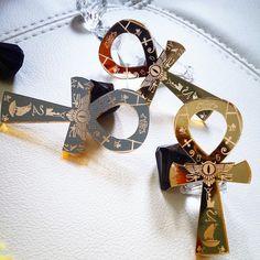 Shaiem Jewelry Ankhs