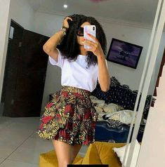 2019 Latest Inpiring Ankara Styles from Diyanu - Ankara Dresses, Shirts & Latest Ankara Dresses, Short African Dresses, Ankara Dress Styles, Trendy Ankara Styles, Nigerian Ankara Styles, African Print Skirt, African Print Clothing, African Print Dresses, African Fashion Ankara
