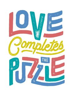 Love Completes The Puzzle Tee | Autism - Sevenly