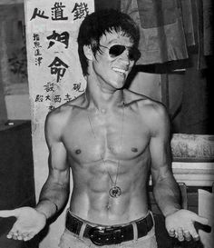 one and only: bruce lee