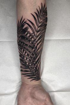 Marquesan tattoos – Tattoos And Oak Tattoo, Tropisches Tattoo, Tattoo Tribal, Fern Tattoo, Black Tattoo Art, Tribal Sleeve Tattoos, Plant Tattoo, Tattoo Sleeve Designs, Black Tattoos