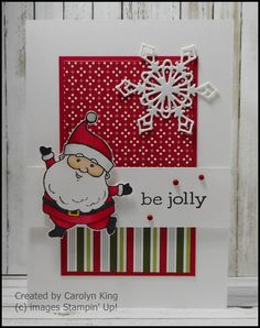 Christmas Cards, Xmas, Stampin Up Cards, Card Making, Joy, Make It Yourself, World, Holiday Decor, Create