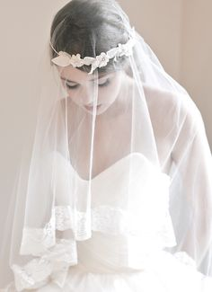 Enchanted Atelier Bridal Accessories Fall / Winter 2013 | Bridal Musings #ecomariage