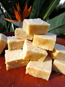 RAW Food for Truth: Coconut Lemon Fudge