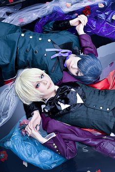AoNuko(青ぬこ) Alois Trancy Cosplay Photo - Cure WorldCosplay
