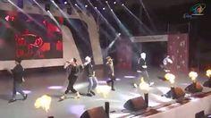 280916 Cheonan World Dance Festival - That's My Jam cut 2.  #bap #bestabsoluteperfect #bangyongguk #kimhimchan #jungdaehyun #yooyoungjae #moonjongup #zelo  Cr Memory lane