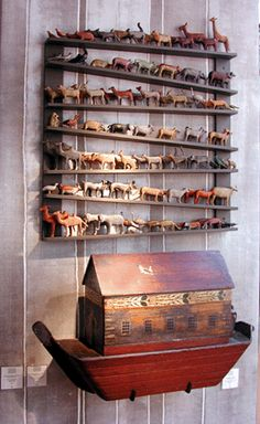 Love this Noah's Ark