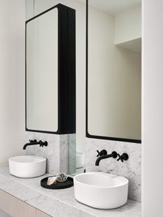 Bathroom | The Rose House by Watts Studio | est living