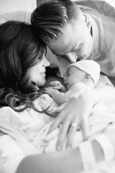 Birkelo Pruett - lovely new baby/family photo