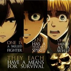 "Read about the anime series ""Attack on Titan"" on my Tumblr blog, ""The Old Girl Talks Fantasy""."