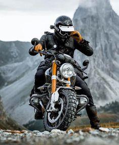 Chopper, Bmw Scrambler, Street Scrambler, Moto Biker, Best Motorbike, Nine T, Motorcycle Photography, Custom Bobber, Triumph