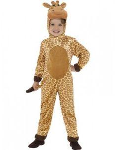 Giraffe Costume2