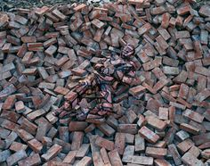 The Art of Camouflage by Liu Bolin | DeMilked