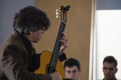 """""""Música del siglo XX. Guitarra española"""" Miguel Bobo De la Peña 28feb2017"""