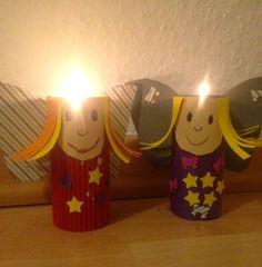 Himmlische Freunde => Weihnachtsbasteln, Engel Mehr